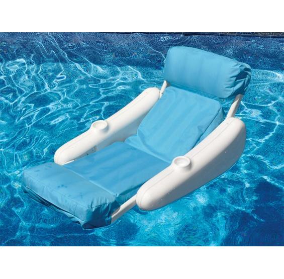 Sunchaser Sunsoft Luxury Lounger  PC Pools