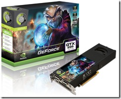 Box card-GeForce-GTX295