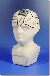 Intel Xeon 5500 phrenology head.  Mandatory Credit: VisMedia +44 (0)20 7613 2555
