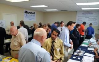 PC Professor Student Job Fair