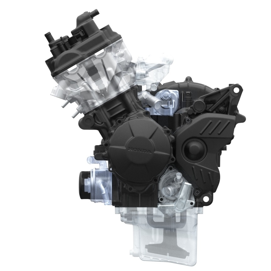 Bolton WorksSolid Works Assembly 2009 Honda CBR600RR Engine (7)