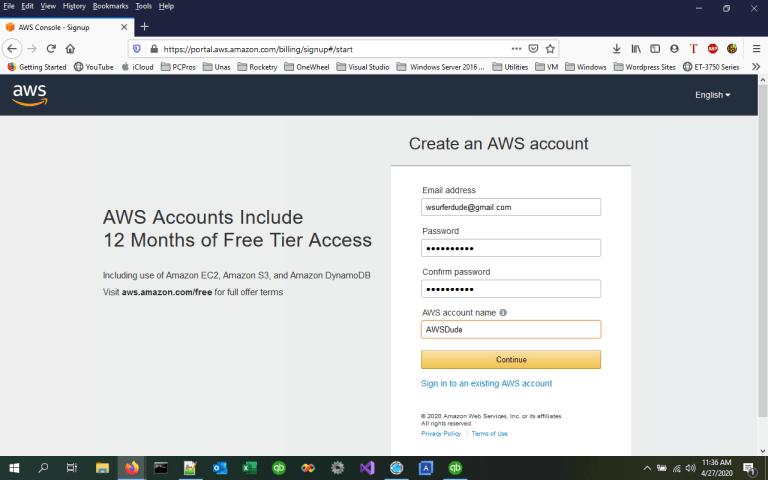 AWSCreateAccount1