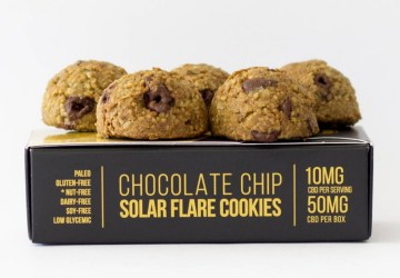 Solar Flare Chocolate Cookie CBD