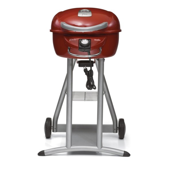 Char-broil Patio Bistro Tru-infrared Electric Grill - Red