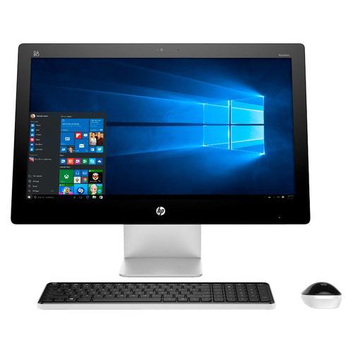 Hewlett Packard All in One Touchscreen Desktop Computer