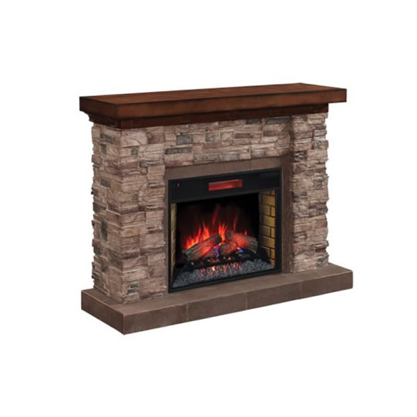 Stacked Stone Electric Fireplace Year Of Clean Water