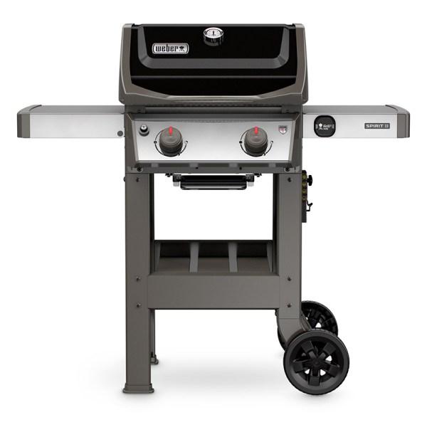 Weber Spirit Ii -210 2-burner Propane Gas Grill - Black 44010001
