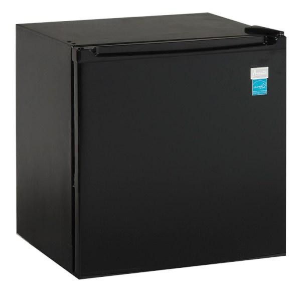 Avanti 1.7 Cu. Ft. Compact Refrigerator - Black Ar1754b