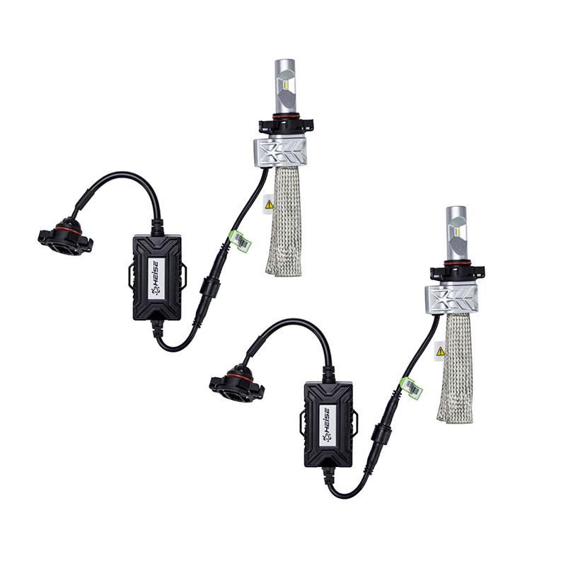 HEISE LED Upgrade Headlight Kit for PSX24 Bulbs