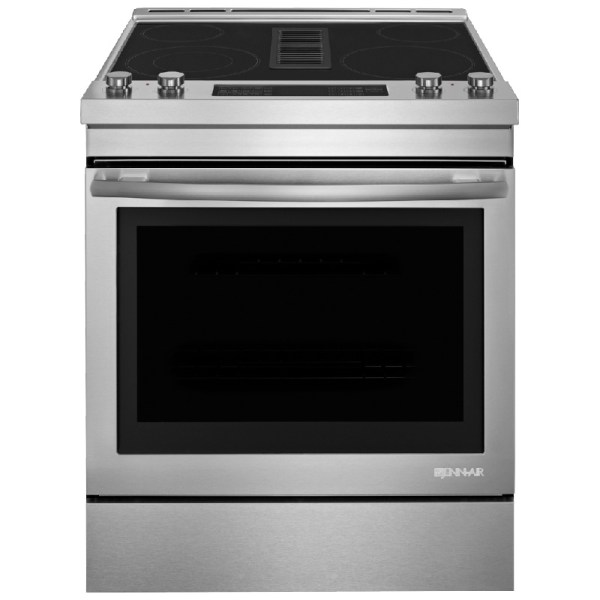 "Jenn-air 30"" Slide-in Electric Range - Stainless Steel"