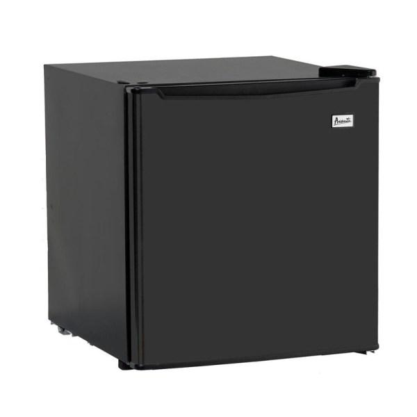 Avanti 1.7 Cu. Ft. Compact Refrigerator - Black Rm17m1b