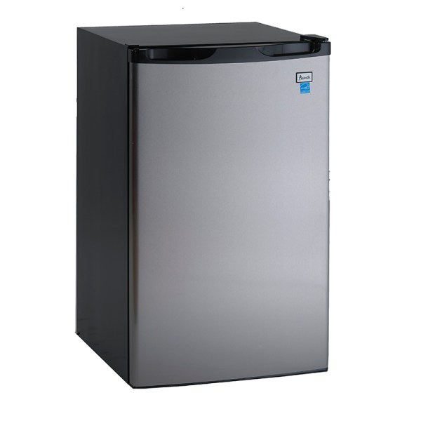 Avanti 4.4 Cu. Ft. Compact Refrigerator - Stainless Steel Rm4436ss