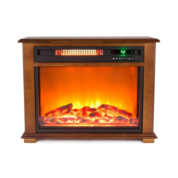 Lifesmart Infrared Fireplace Heater Zcfp2042us