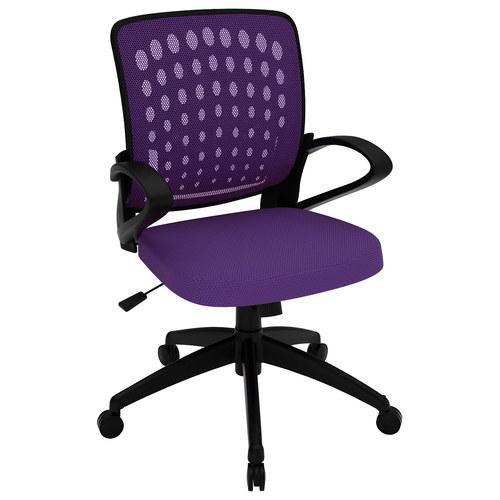 lilac office chair elderly potty z line mesh task purple pcrichard com zl4720 01tcu