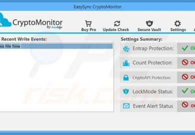 Remove Crypto Wall File Encryption