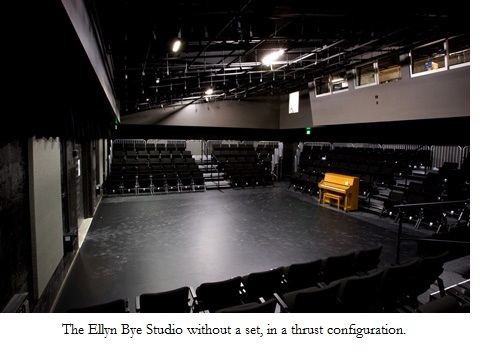 Seat Map  Portland Center Stage at The Armory