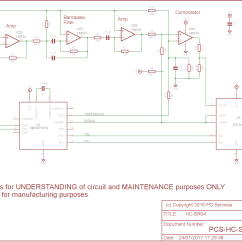 How To Draw A Timing Diagram For Circuit 98 Jeep Cherokee Sport Wiring Pc Services - Ultrasonic Range Sensing