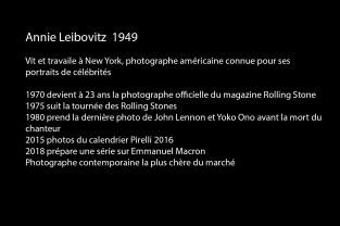 00 - Annie Leibovitz