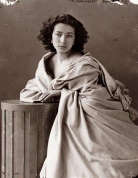 05 - Felix-Nadar - Sarah-Bernhardt-1860-1865