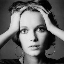 35 - Jean-Loup-Sieff - Mia Farrow