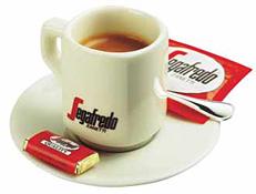Mmmmmm.... le bon café !