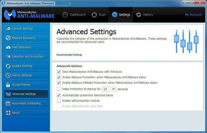 Malwarebytes Anti-Malware latest version