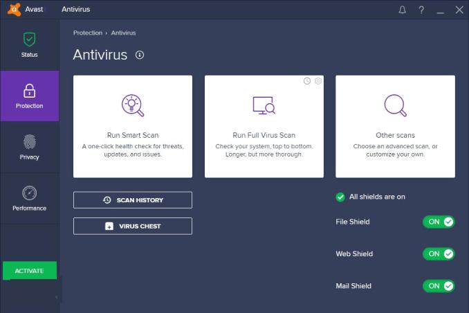 Avast Antivirus latest version