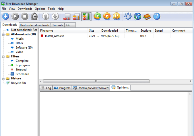 Free Download Manager latest version
