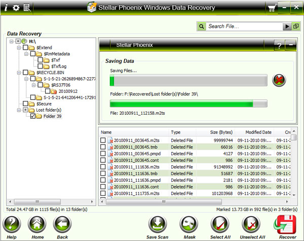 Stellar Phoenix Windows Data Recovery Pro windows