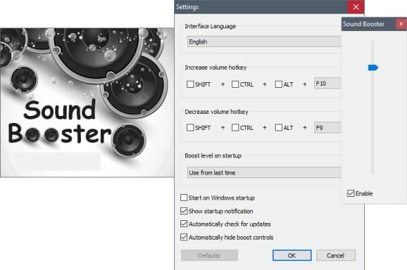 Sound Booster latest version