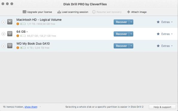 Disk Drill Pro latest version
