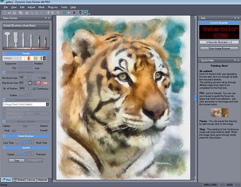 Dynamic Auto Painter Pro latest version