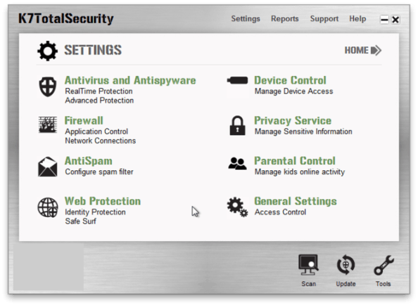 K7 Total Security latest version