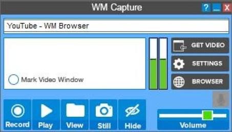 WM Capture windows