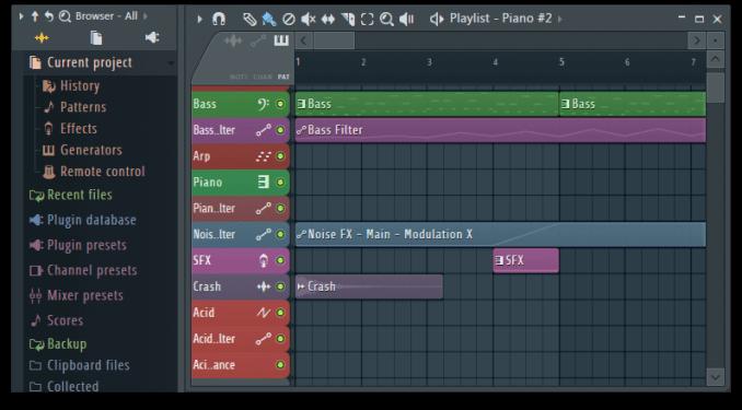 FL Studio windows