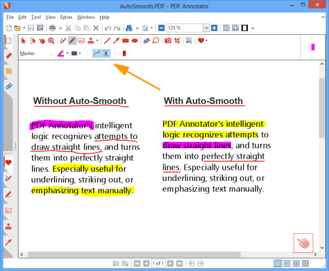 PDF Annotator windows
