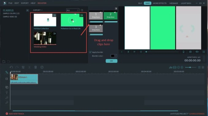 Wondershare Filmora Scrn latest version