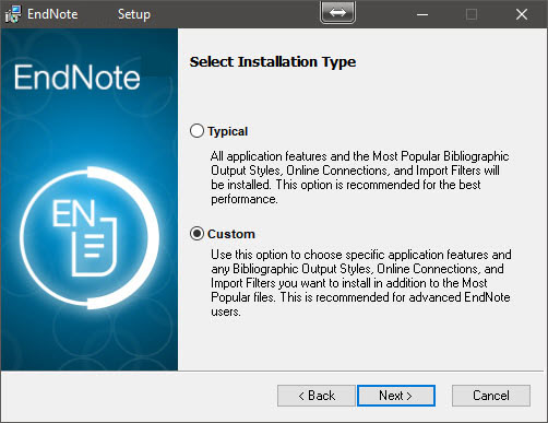 EndNote X8 latest version