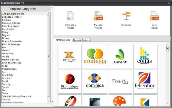 Logo Design Studio windows