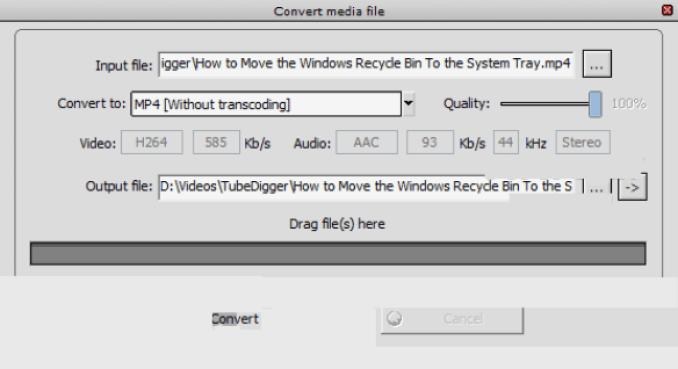 TubeDigger latest version