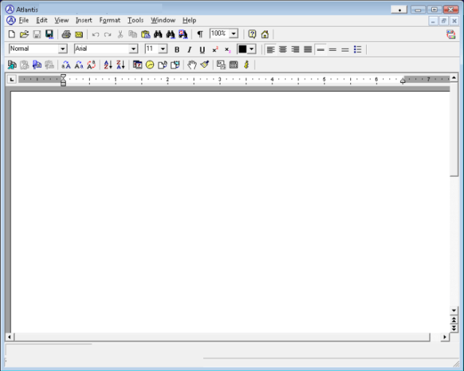 Atlantis Word Processor latest version