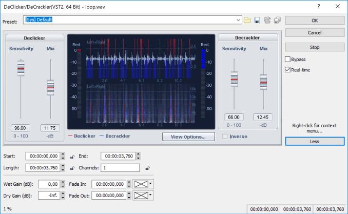 MAGIX Sound Forge Pro Suite windows