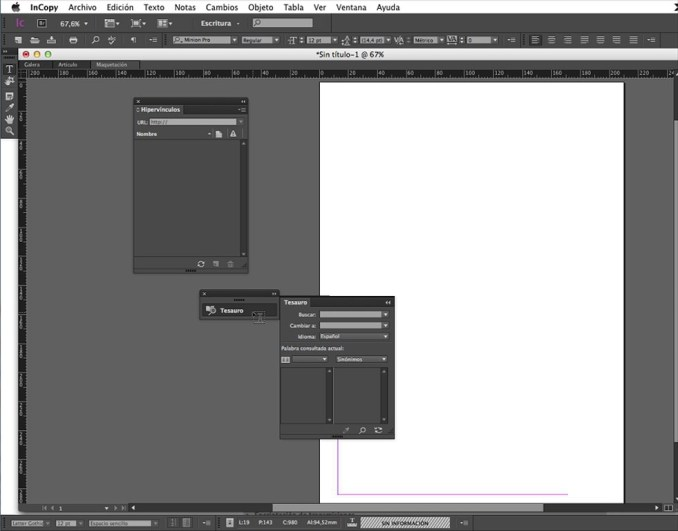 Adobe Incopy latest version