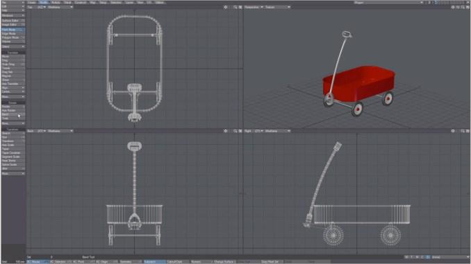 NewTek LightWave 3D latest version