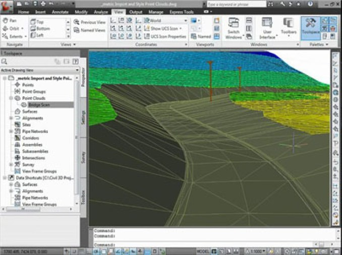 AutoCAD Civil 3D latest version