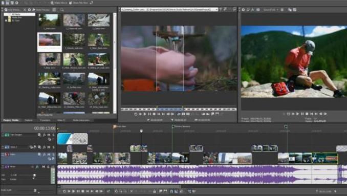 MAGIX VEGAS Movie Studio Platinum latest version