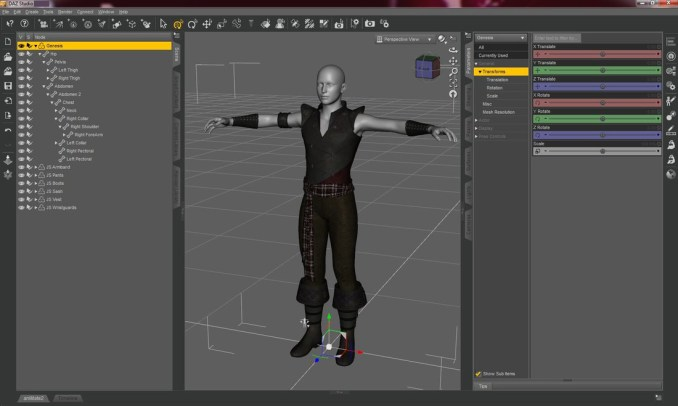 DAZ Studio Pro Edition latest version