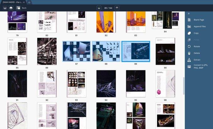 Movavi PDF Editor latest version