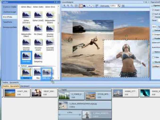 AquaSoft SlideShow Premium windows