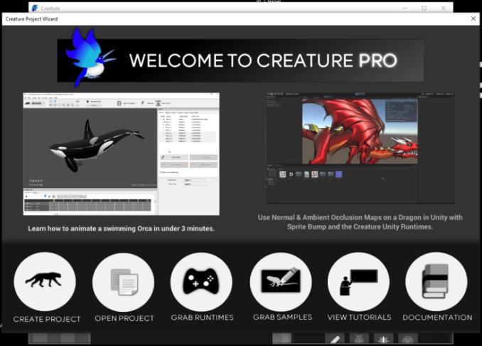 Creature Animation Pro latest version